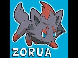 Zorua Evolution Chart How To Evolve Zorua Youtube
