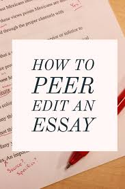 how to edit essay essay editing write technical report grammar  grammar girl how to peer edit an essay quick and dirty tips