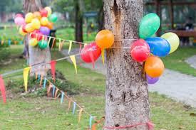 easy backyard birthday party ideas for kids