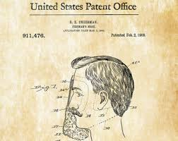 surgical instrument patent 1902 doctor office decor. Fireman\u0027s Mask Patent 1909 - Print, Wall Decor, Fireman Gift, Firehouse Decor Surgical Instrument 1902 Doctor Office 2