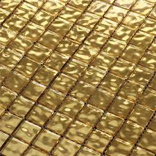 specific glass mosaic golden mosaic tile 0 5 mm