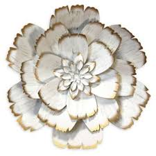 stratton home decor metal flower wall