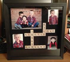 A Gift For Grandma An Easy DIY Present For Mom  Grandma Best Gift For Grandparents Christmas