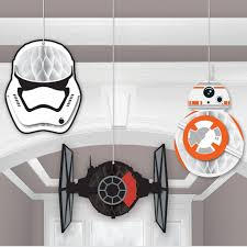 At 40 Party Decorations 40 Star Wars The Force Awakens Birthday Party Ideas