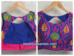 Latest Front Design Of Blouse Long Blouse With Pants