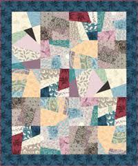 Downton Abbey Quilt Patterns & Downton Abbey Crazy Quilt Design Free PDF Download Adamdwight.com
