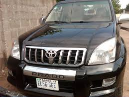 Xtremly Clean Naija Used 2008 Toyota Land Cruiser Prado For Sale ...