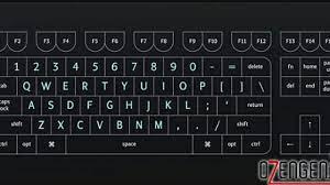 Az Kullanılan Klavye Tuşları - Ozengen