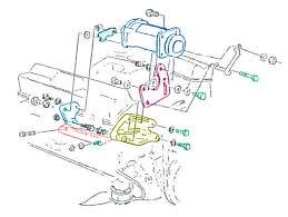 compressor brackets small block corvette parts and accessories 1976 Corvette Wiring Diagram at 77 Corvette Horn Wiring Diagram
