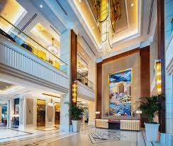 Deco Design And Build Co Ltd Hiltons Higgins Hotel New Orleans Tells The Story Of World