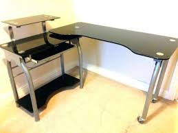 Corner desk office depot Small Office Medium Size Of Glass Corner Desk Office Depot Top Computer Desks Amazing Endearing Kitchen Agreeable Black Goldwakepressorg Glass Corner Desk Office Depot Desks Home Top Furniture Black Chair