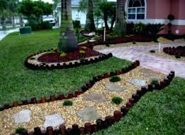 simple landscaping ideas. Florida Landscaping Ideas For Backyard Landscape Simple Design Modern University Of South