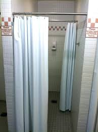curtain liner stall size shower smlf