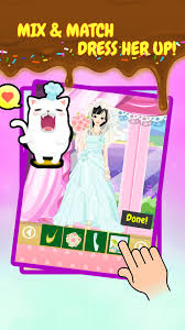 a pretty princess wedding fashion makeover free dress up kids games for s
