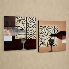 Kitchen Walls Decorating Kitchen Kitchen Wall Decor Ideas Within Trendy Kitchen Walls