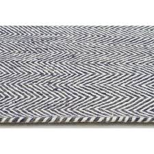 blue and white striped flat weave rug designs