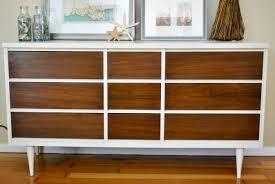 Modern Bedroom Dressers Danish Modern Dresser Contemporary Bedroom