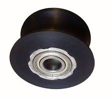 machine parts accessories in brand icon health fitness elliptical roller wheel part 316741 nordictrack 990 pro proform 18 0 re oem