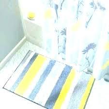 gray and yellow bathroom rugs grey bathroom rugs striped bath rugs gray and yellow bathroom rugs