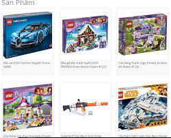 Lego Quận 2 - Địa điểm bán Lego chính hãng, giá tốt - Đồ Chơi Trẻ Em Nhập  Khẩu Cao Cấp
