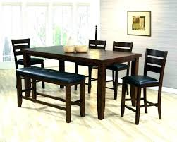 high top round table dining kitchen and chairs tall set for 6 high top round table counter height