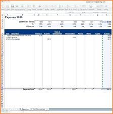 Financial Template For Excel 4 Financial Spreadsheet Template Templates Excel Monthly Business