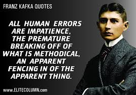 Kafka Quotes Custom Franz Kafka Quotes 48 EliteColumn