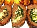 Как приготовить мясной рулет с грибами в духовке рецепт 135