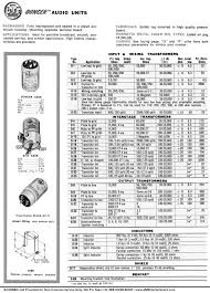 mze electroarts entertainment mzentertainment com dr zee view utc ouncer series transformers technical information impedance pinout diagram applications