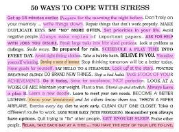 to cope stress essay how to cope stress essay