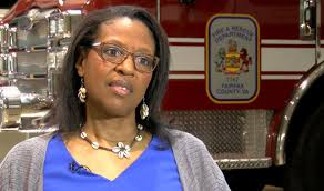 Richmonder reflects on career as first black female firefighter