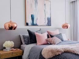 Bedroom: Rose Gold Bedroom Decor Fresh Pink Blue Bedroom Image By  Winterkiss On - Rose