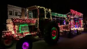 Lighted Tractor Parade Greenwich Ny Lighted Tractor Parade November 23 2019