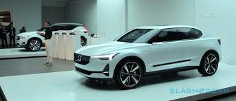 2018 volvo c40. simple volvo close up with the volvo 401 and 402 concepts 2018u0027s xc40 s40 u201c with 2018 volvo c40
