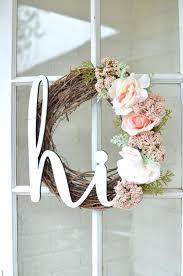 front door wreath hangerArticles with Wreath Hanger For Front Door Homebase Tag
