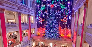 Macy S Christmas Tree Lighting 2016 The Dazzling Macys Christmas Light Show Returns On November 25
