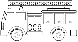 Free Fire Truck Coloring Pages Print Kid Stuff Pinterest Fire