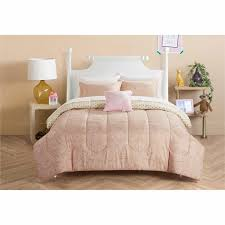 formula shimmer gold bed in a bag bedding set regarding chic pink and gold bedding