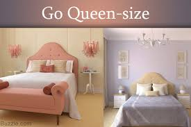 A Small Room Cannot Have A King Sized Bed; It Will Make The Room Look Even  Smaller.