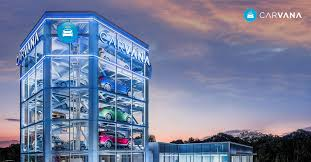 Carvana Vending Machine Dallas Gorgeous Carvana's Newest Car Vending Machine Comes To Raleigh