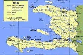 Карта Гаити на английском языке Карта Гаити Европа Скачать  Фото Карта Гаити