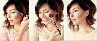 how to apply blush on perfectly step by step tutorial for any face shape
