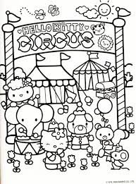 In this post you will find hello kitty coloring pages, but if you want search more Hello Kitty Circus Hello Kitty Coloring Hello Kitty Colouring Pages Cool Coloring Pages