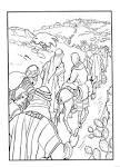 Библия картинки раскраски