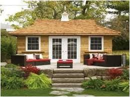 backyard guest house. Chic Prefab Backyard Cottages For Guest House