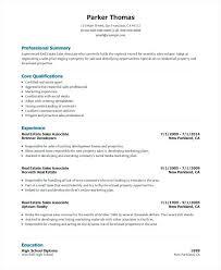 Sales Associate Resume Example Real Estate Sales Associate Resume