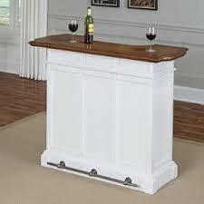 white home bar furniture. Home Styles Americana Bar With Storage White Furniture