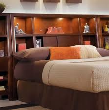 ... Large Size of Furniture Home:bookcase Headboard King Boy Design Modern  2017 Bookcase Headboard King ...