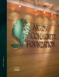 Annual Report 2014 by Akron Community Foundation - issuu