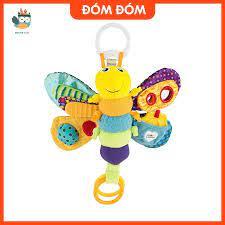 Đom đóm phát triển đa giác quan, đồ chơi cho trẻ sơ sinh kết hợp nhiều kĩ  năng thú vị